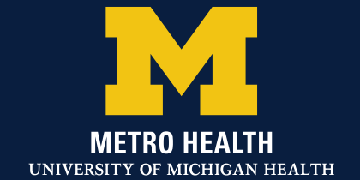 Metro Health - University of Michigan Health logo