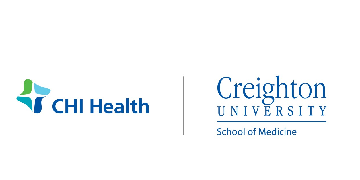 CHI Health/Creighton University School of Medicine logo